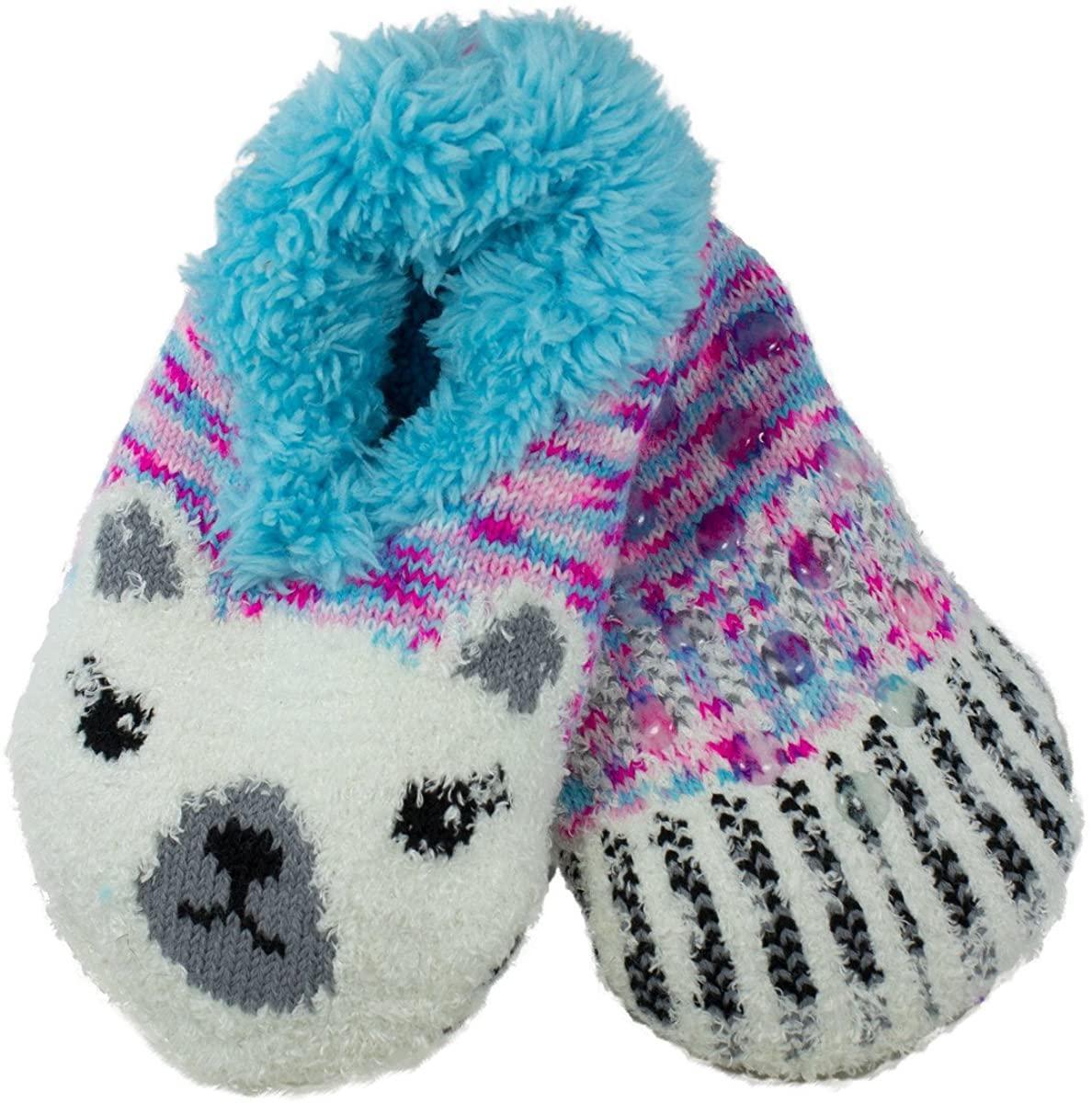 Jacques Moret Kids Slipper Socks - Animal Designs