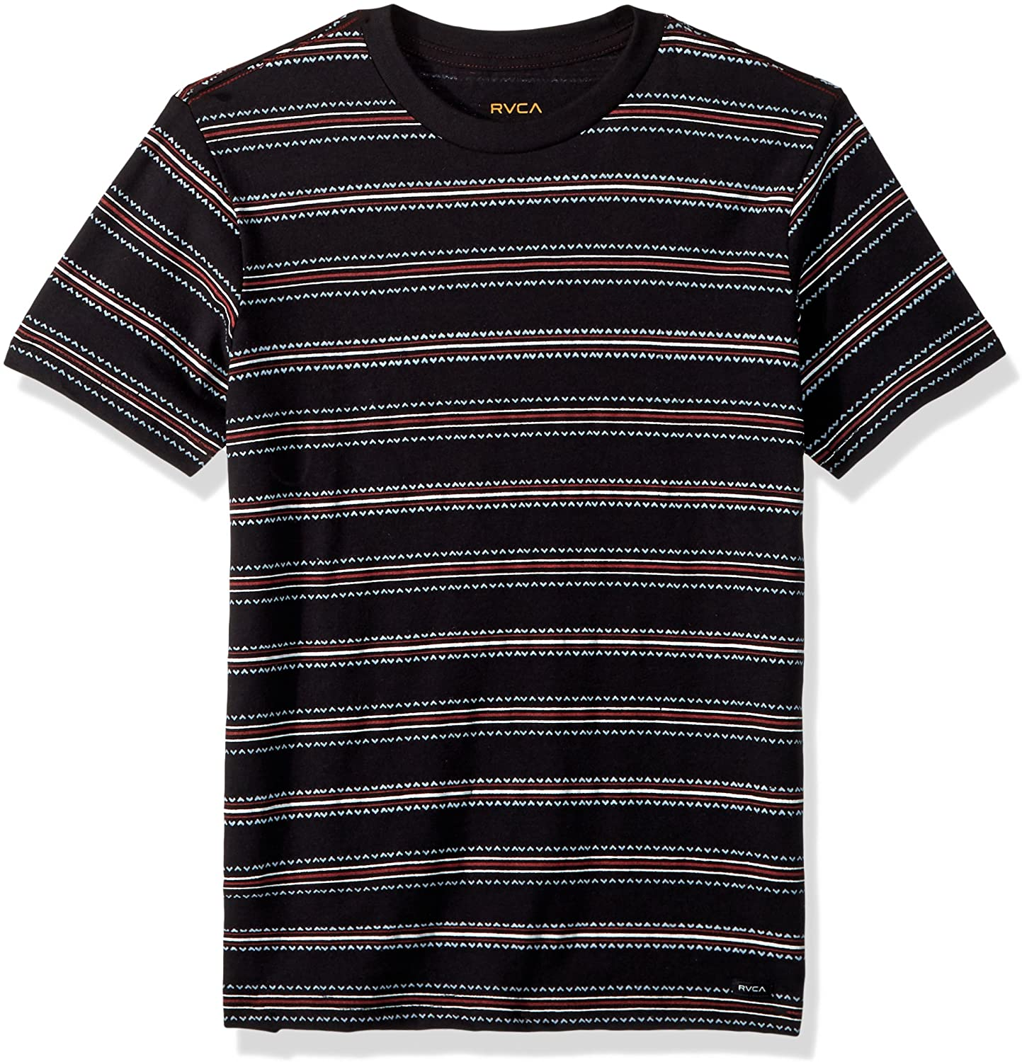 RVCA Boys' Feeder Stripe T-Shirt