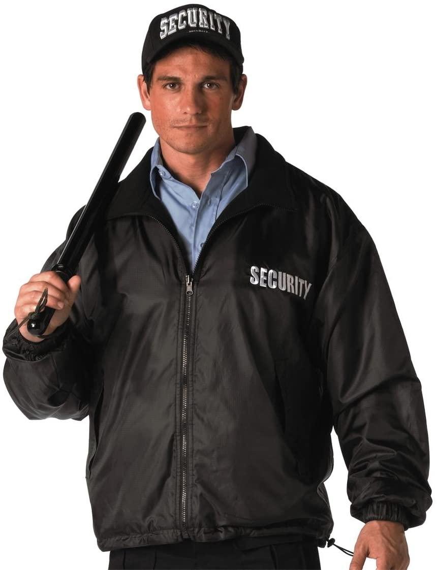 Rothco Security Reverse Nylon/Polar Fleece Jacket