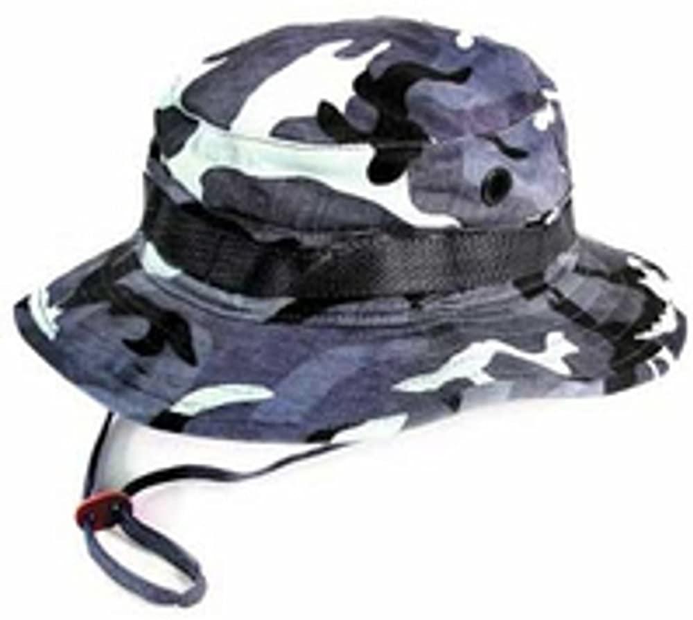 Boonie Hats In Urban Camouflage