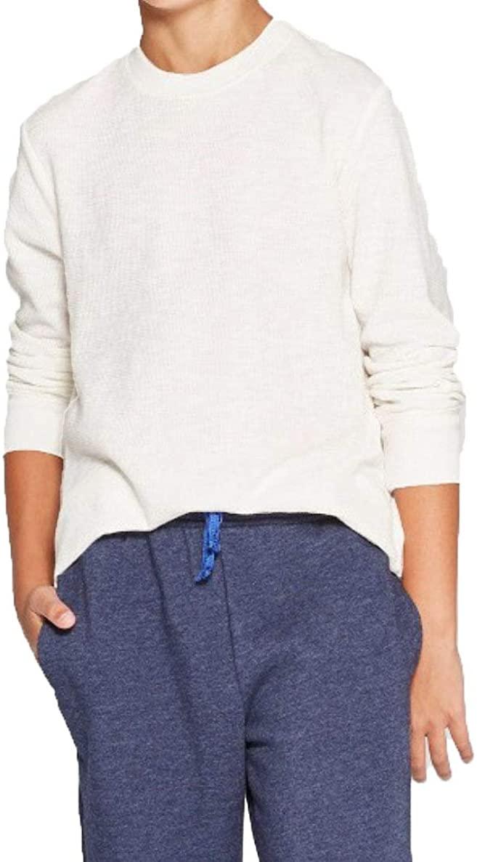 Cat & Jack Boys Thermal Long Sleeve T-Shirt -
