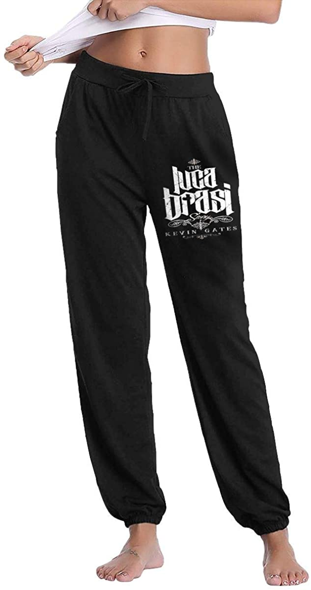 AP.Room Ladies Kevin Gates Breathable Comfortable Trousers Sweatpants