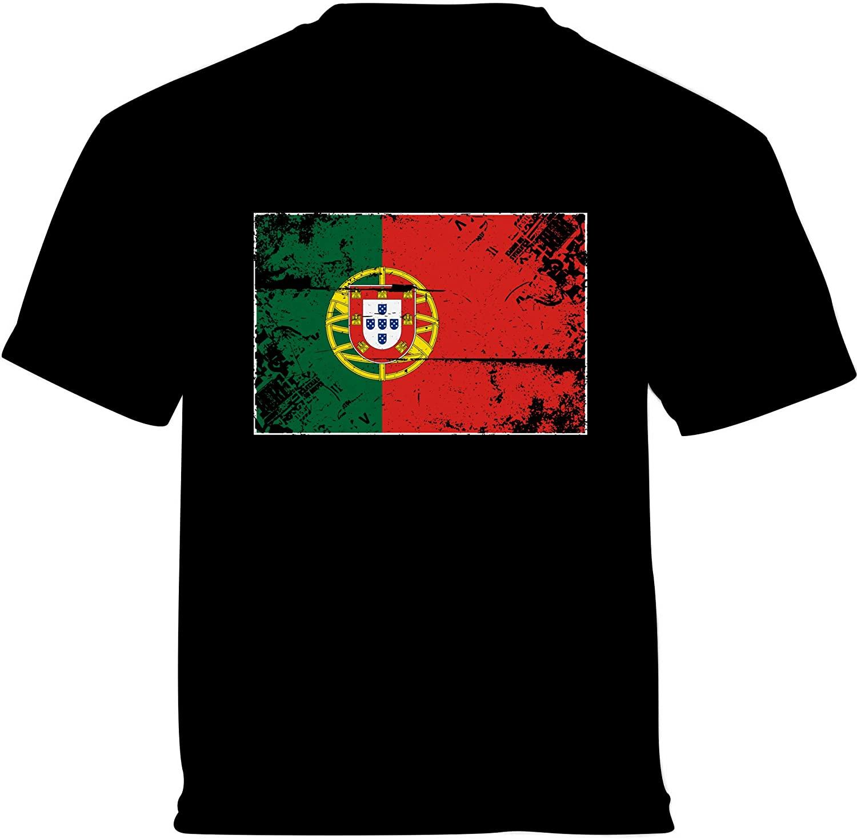 Vizor Portugal Flag Toddler Shirt Portuguese Soccer Shirt Kids Portugal Gifts