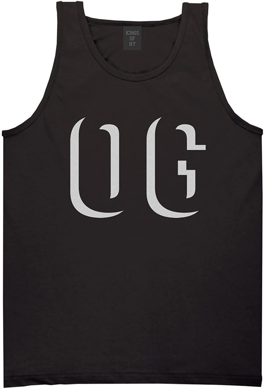 Kings Of NY OG Shadow Originial Gangster Tank Top