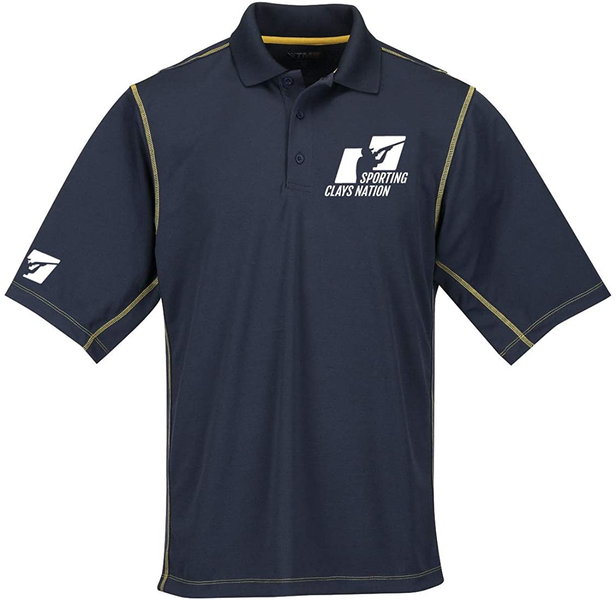 Sporting Clays Nation Logo Polo