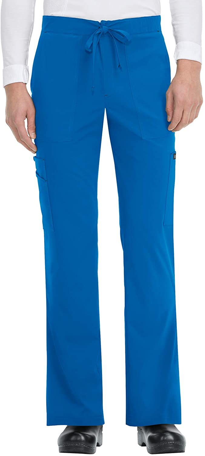 KOI Basics 605 Men's Luke Scrub Pant Royal LSH