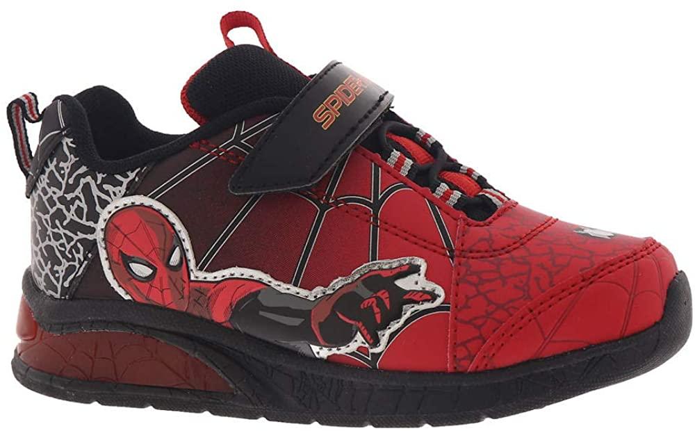 Disney Toddler Spiderman Lighted Athletic