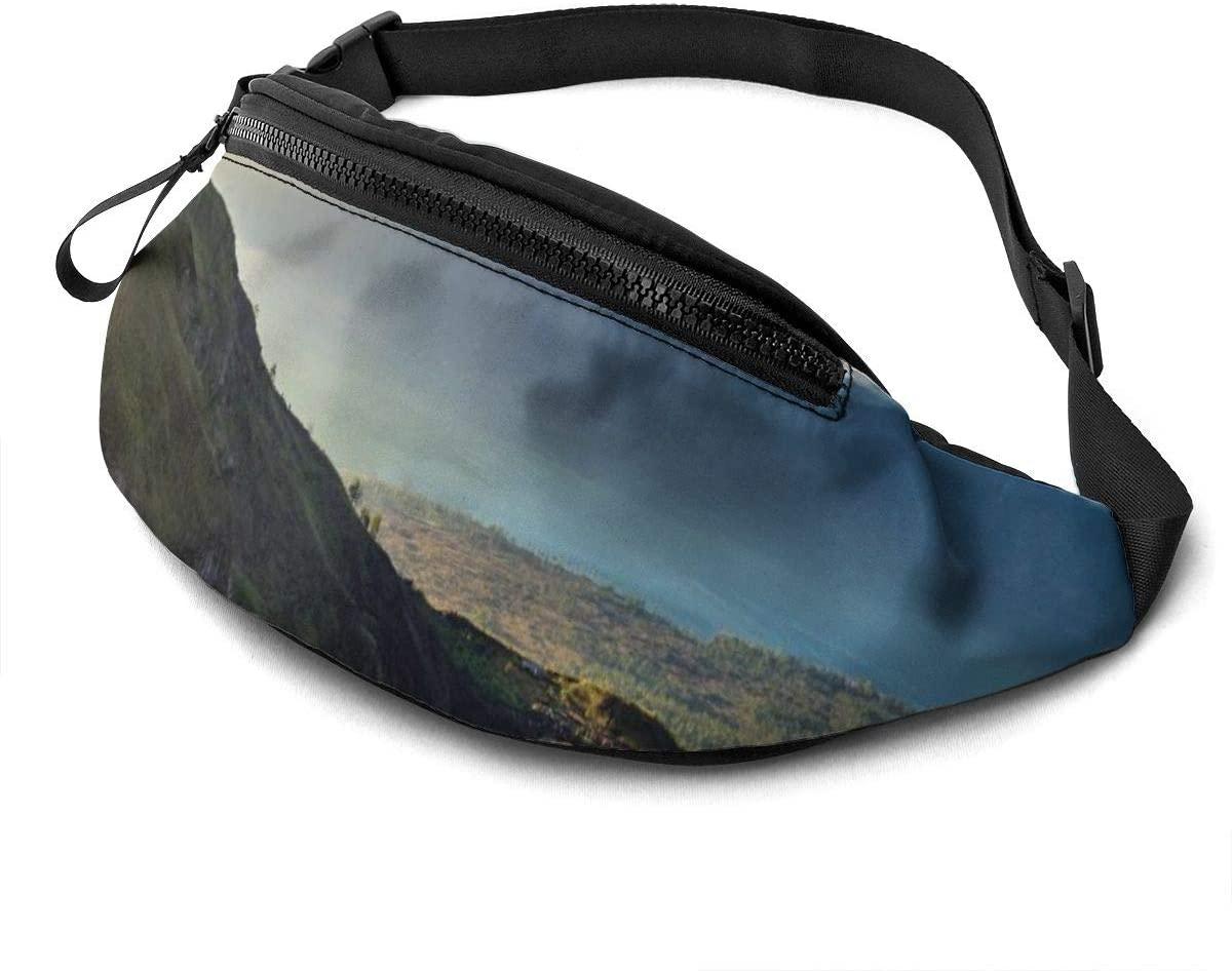 Mountains Landscape Fanny Pack Fashion Waist Bag