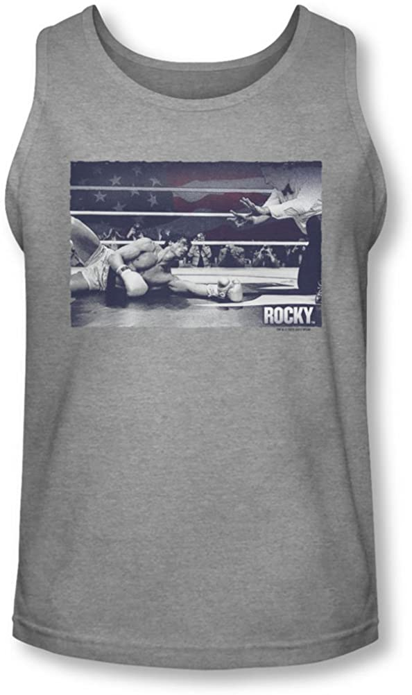 Rocky - Mens American Will Tank-Top