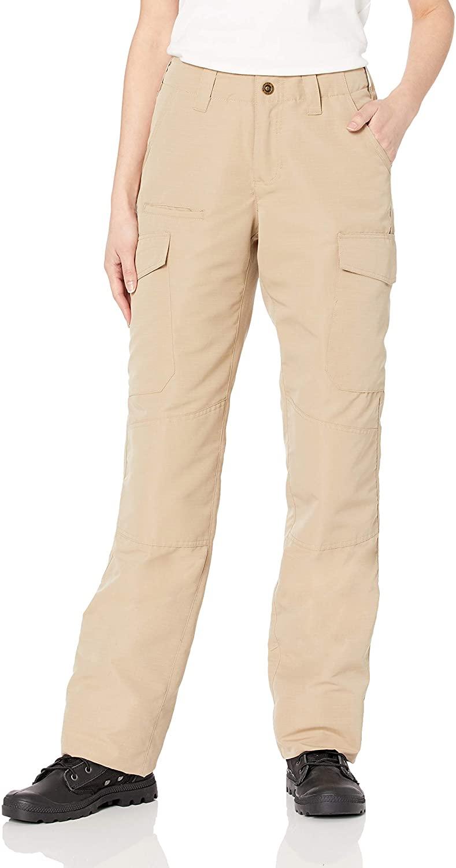 Propper Women's Edgetec Tactical Pants, Khaki, 8 Regular