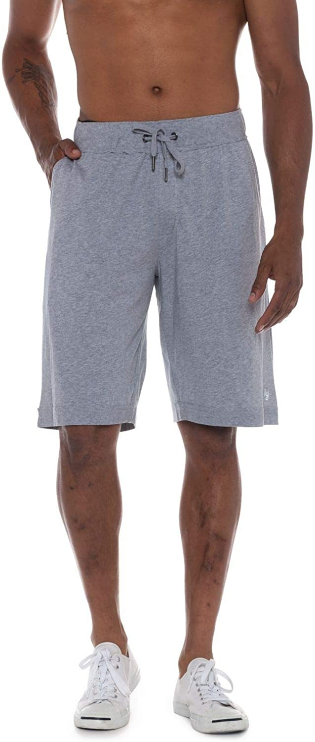 Ably Apparel Joseph Men's Jersey Shorts | Repels Liquids, Stains, and Odors