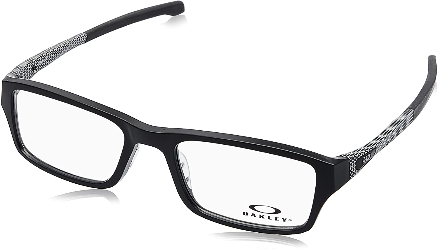 Oakley OO 8039-13 Satin Black Chamfer Machinist Collection 53mm
