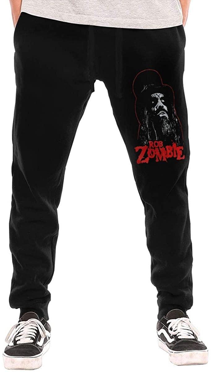 Rob Zombie Men's Sweatpants Sport Pants Casual Trousers