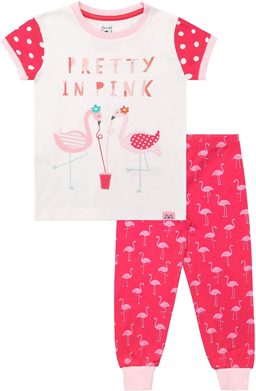 Harry Bear Girls Flamingo Pajamas