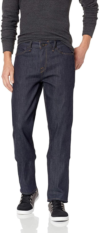 Volcom Men's Solver Denim Jean