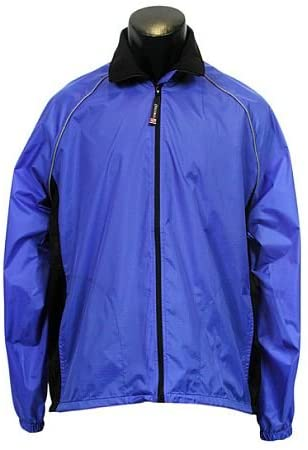 Pace Windstop Jacket Electric Blue Large