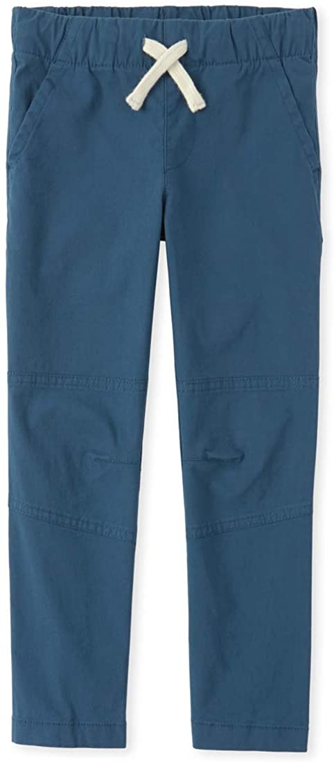 The Children's Place Boys' Big Slim Stretch Jogger