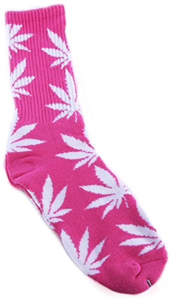 New Marijuana Weed Leaf Cotton High Socks Men/Women sport socks