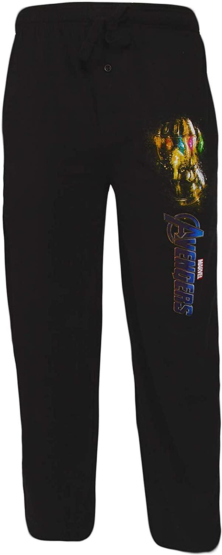 Marvel's Avengers Thanos Infinity Gauntlet Men's Pajama Pants