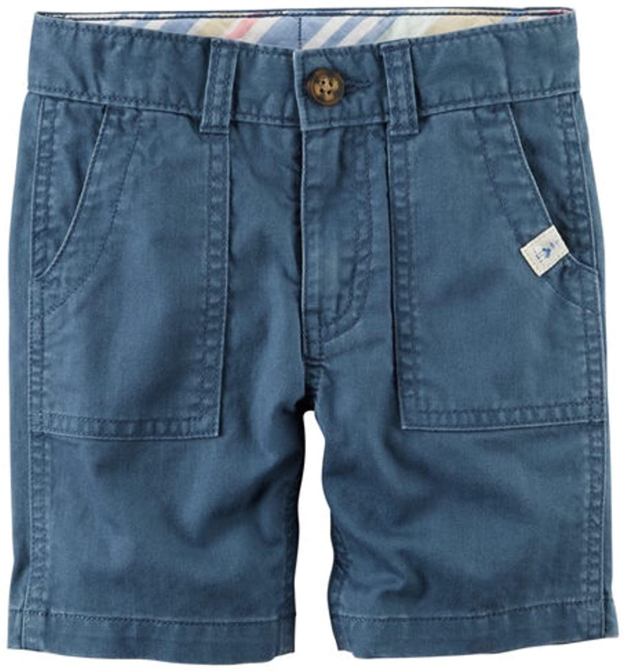 Herringbone Shorts 2T
