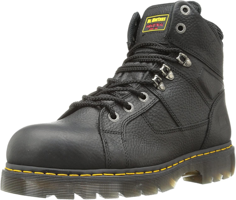 Dr. Martens, Men's Ironbridge Extra Wide Heavy Industry Boots