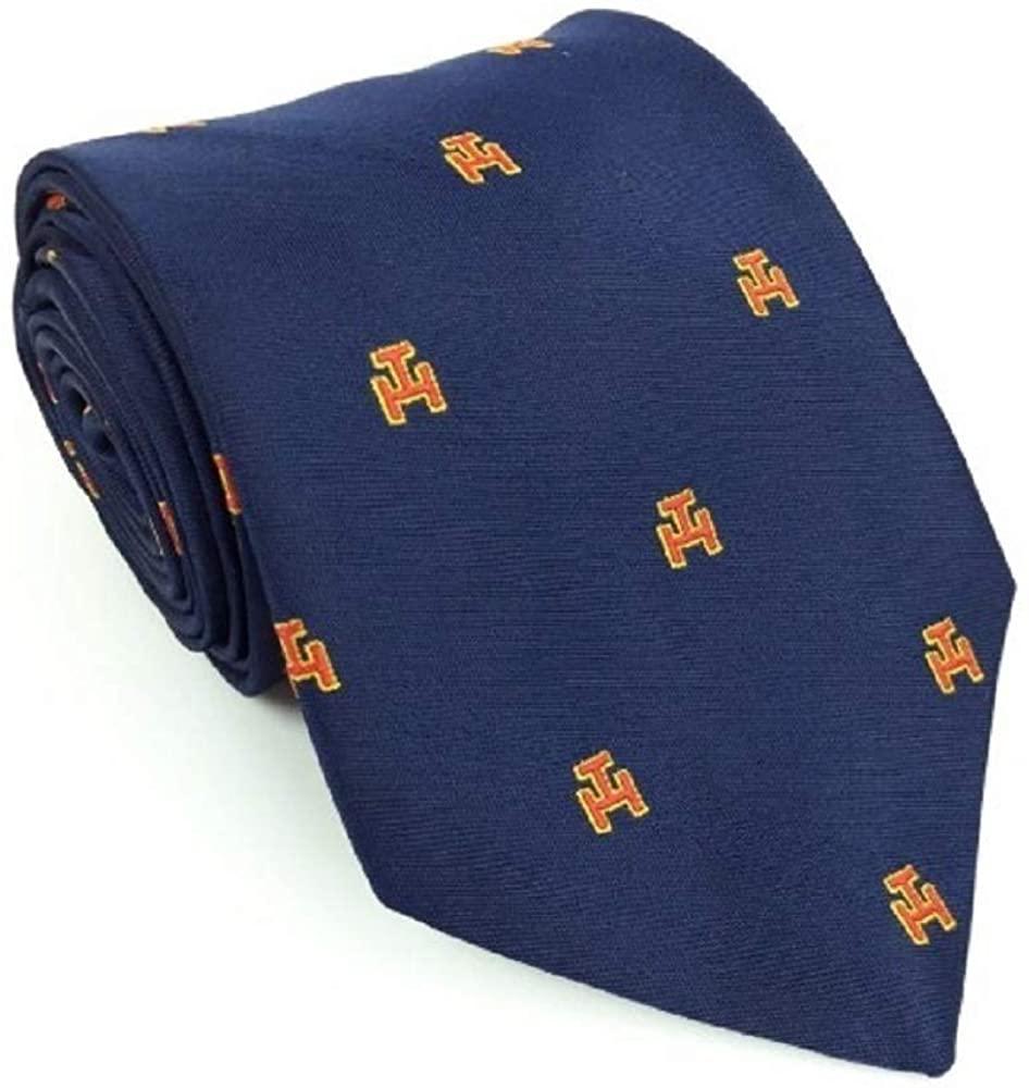 Masonic Royal Arch Tie 100% silk RA Regalia Beautiful Masons Gift-Navy