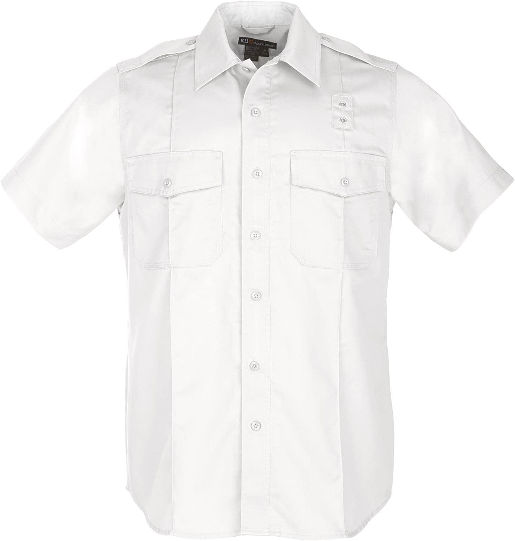 5.11 Men's Class A Twill PDU Short Sleeve Shirt