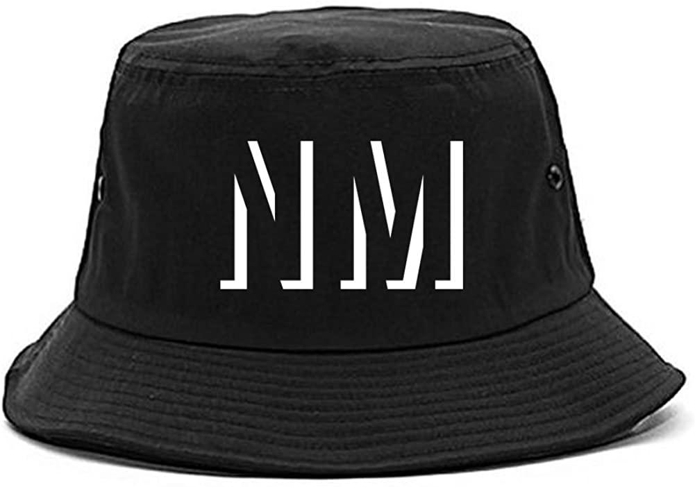 Kings Of NY NM New Mexico Abbreviation State Bucket Hat