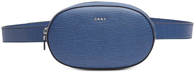 DKNY Paige Circle Belt Bag Dark Blue