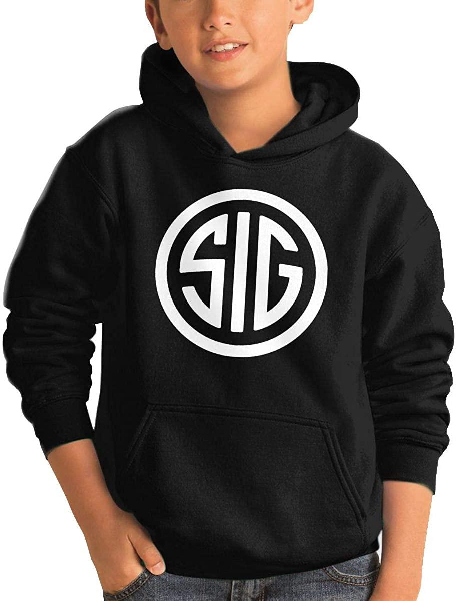 Joseph L Hurwitz Sniper Gang Youth Pullover Hoodies 3D Printed Long Sleeve Pocket Hooded Sweatshirt