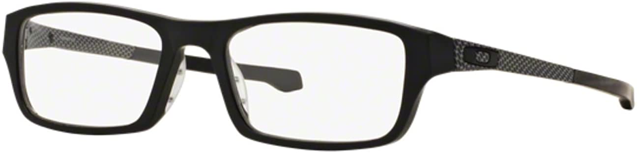 Oakley Chamfer OX8039 Eyeglasses -13 Satin Black -51mm
