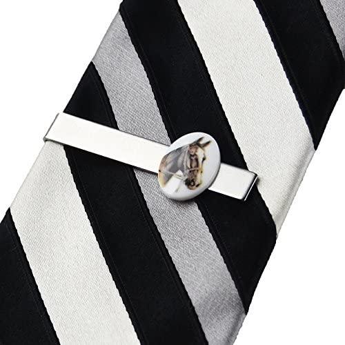 Quality Handcrafts Guaranteed Horse Tie Clip
