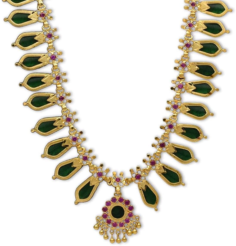 Kollam Supreme Kerala Traditional Nagapadam Necklace