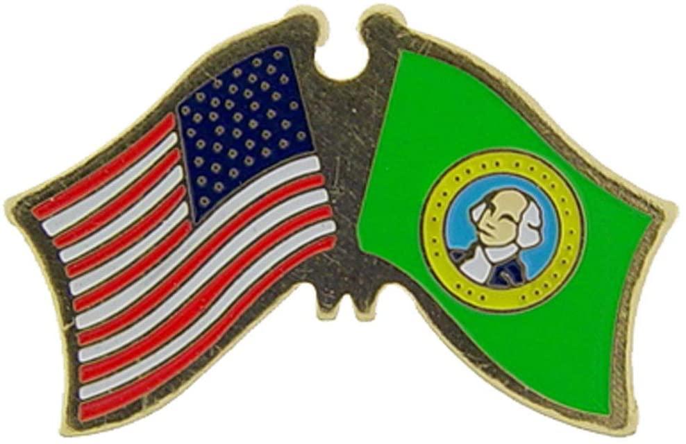 Washington/USA Flag 1