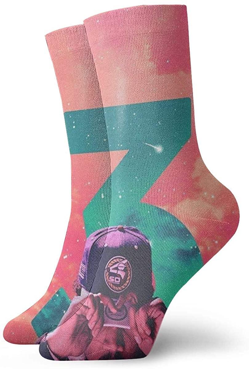 Dfmdfng Acid Rap Customized Ventilating Comfort Fit Performance Socks