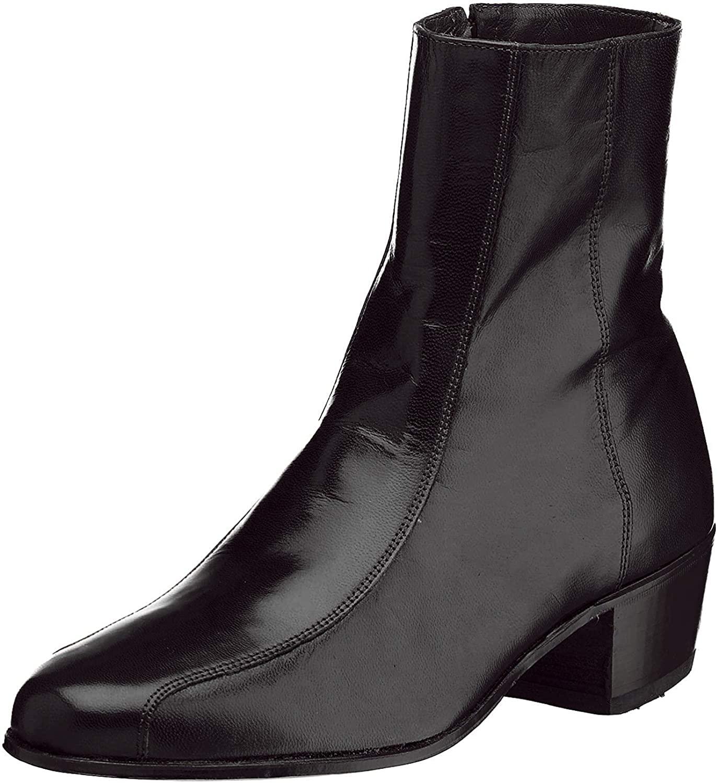 Florsheim Men's Duke Dress Boots,Black,11 E