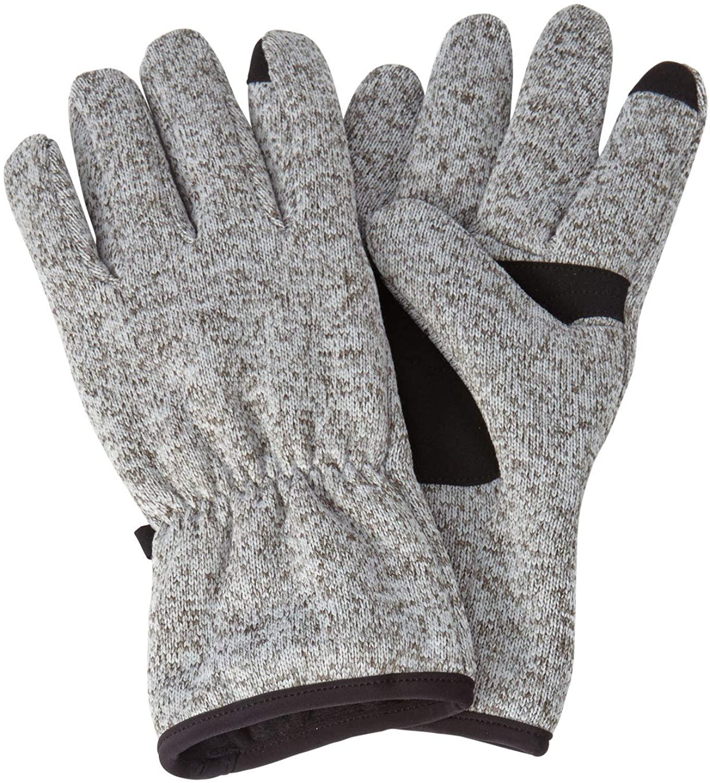 KingSize Men's Big & Tall Sweater Fleece Gloves
