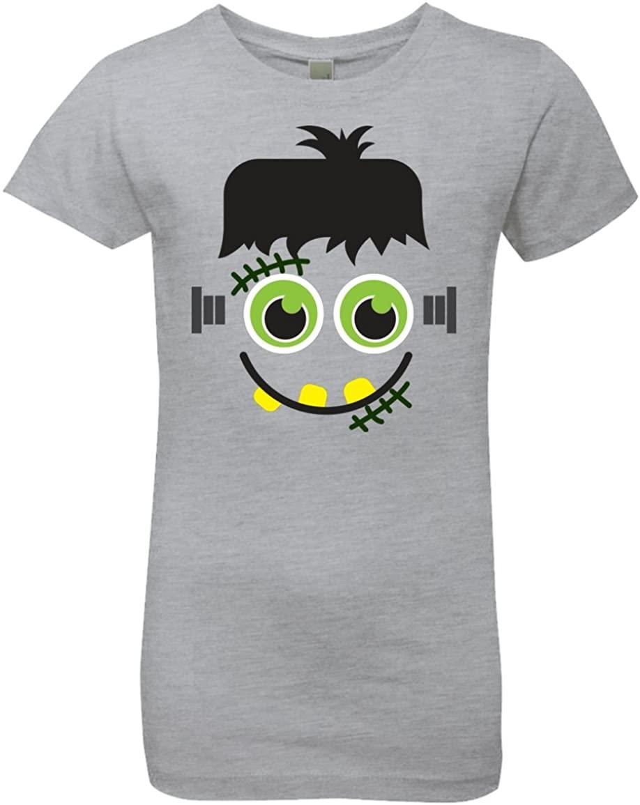 DNA Trends Frankenstein T-Shirt Halloween Clothing (Girls)