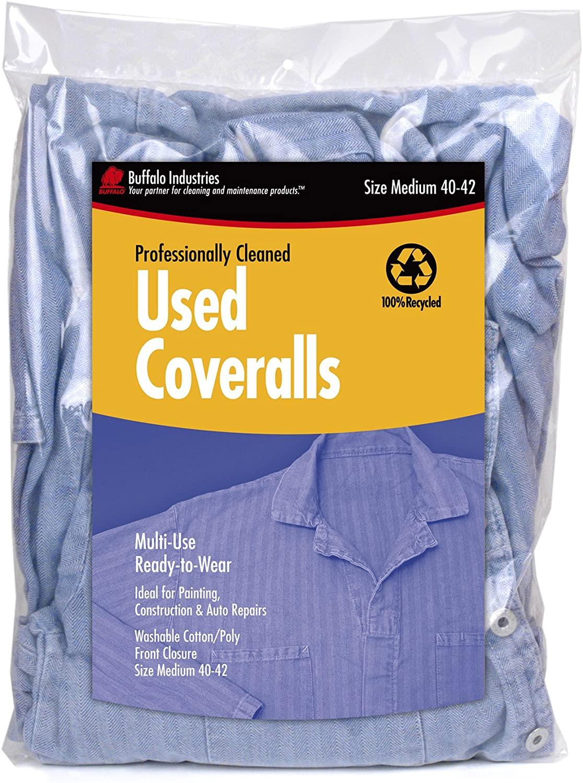 Buffalo 15007 Used Coveralls, Medium