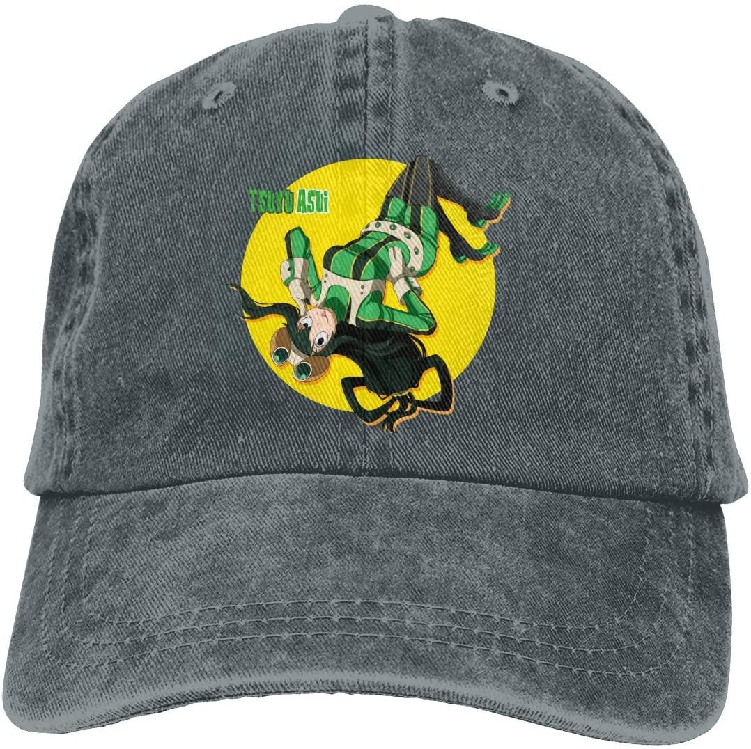 NOT My Hero Academia Asui Tsuyu(Froppy) Adult Cowboy Hat