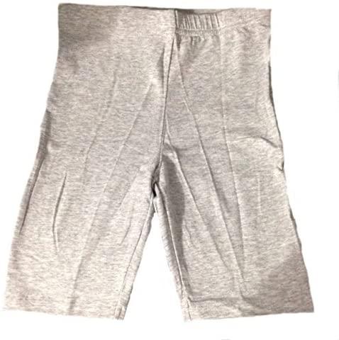 Carter's Little Girls' Gray Bike Shorts X-Large 6-6x