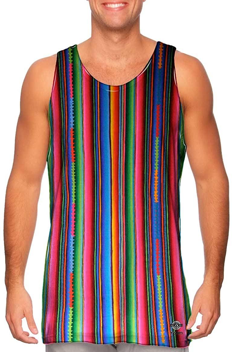 Yizzam-- Chinchero Peru -Tshirt- Mens Tank Top