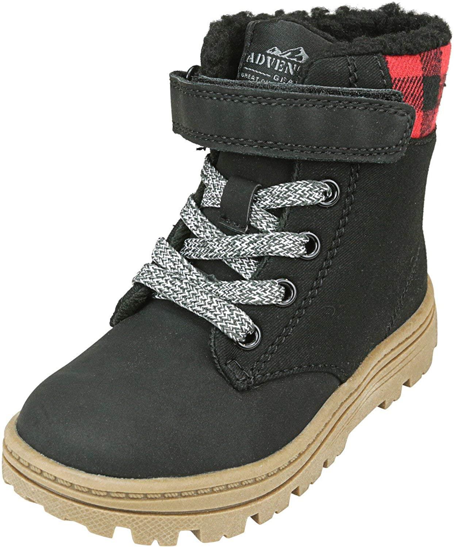 Carter's Women's Cali Ankle Boot, Black, 10