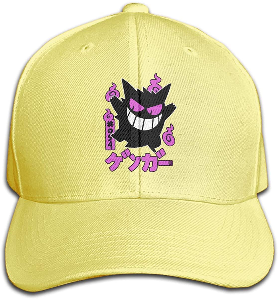 Qbeir Adult Shiny Gengar Cowboy Hat