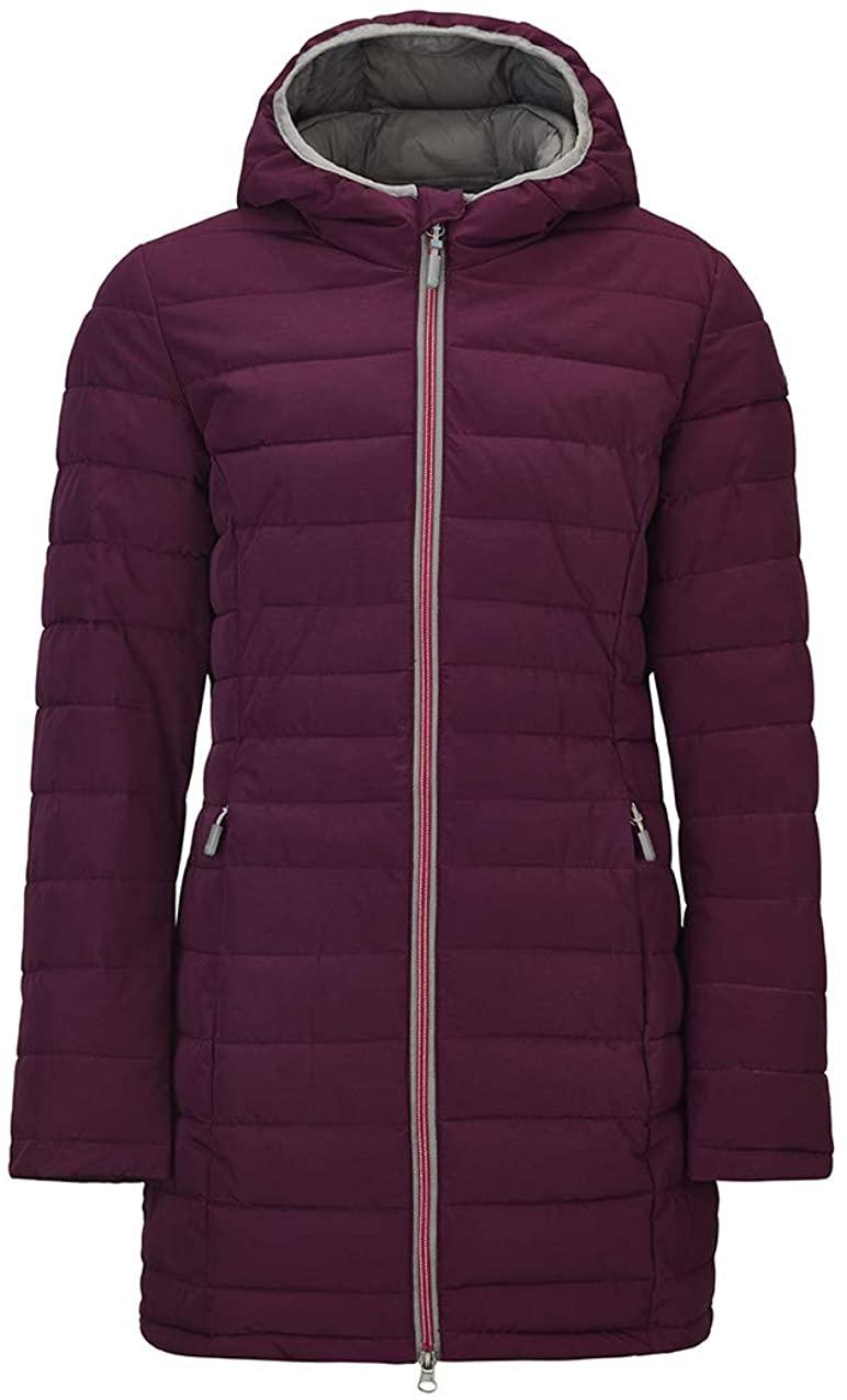 killtec Girls Winter Coat Ilia Jr