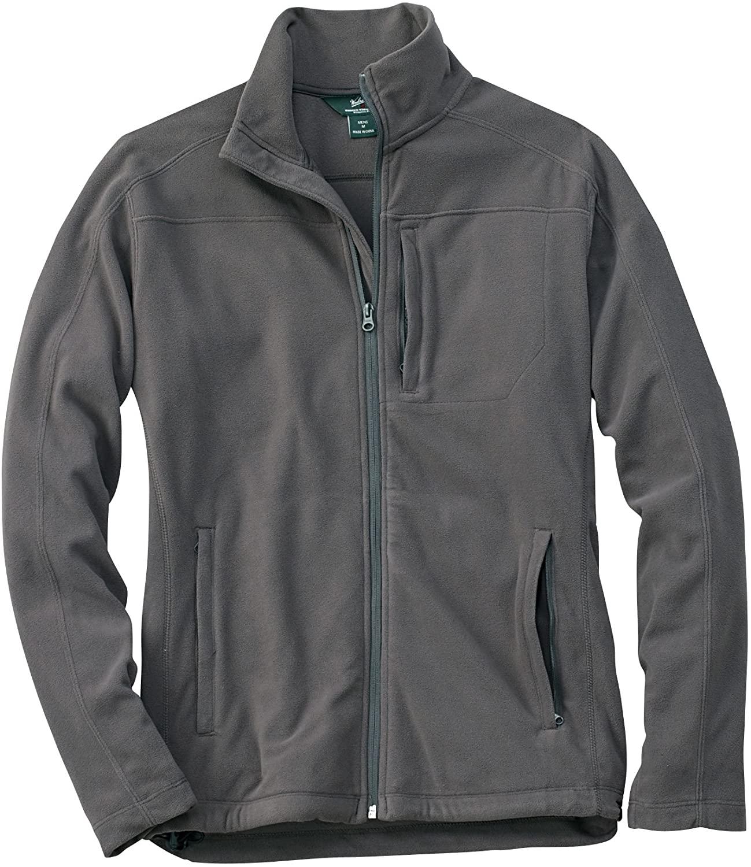 Woolrich Men's Transit Microfleece Jacket, Slate, XX-Large