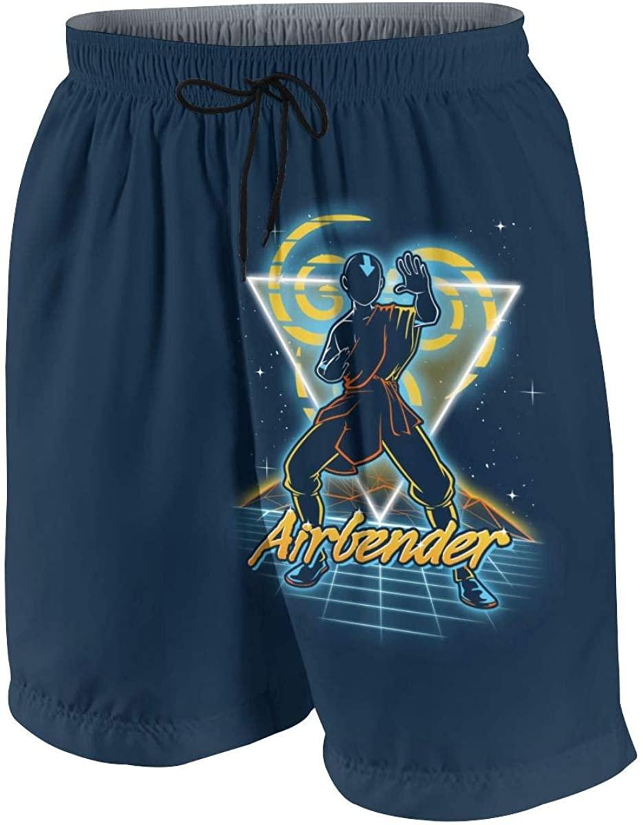 Teen Beach Shorts for Boy Swim Trunks Avatar The Last Airbende Aang