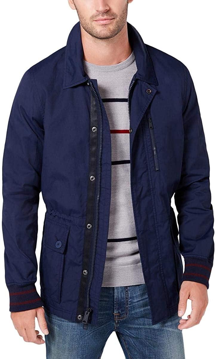 Tommy Hilfiger Mens Tucker Winter Jacket
