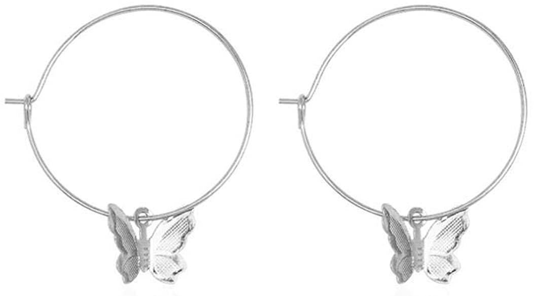 Butterfly Drop Earrings Women's Earrings Fashion Jewelry Gifts For Women Girls
