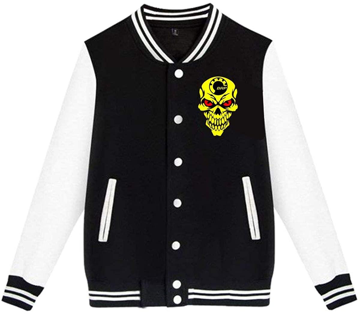 5husihai Can Am Team Brp Unisex Baseball Jacket Varsity Jacket
